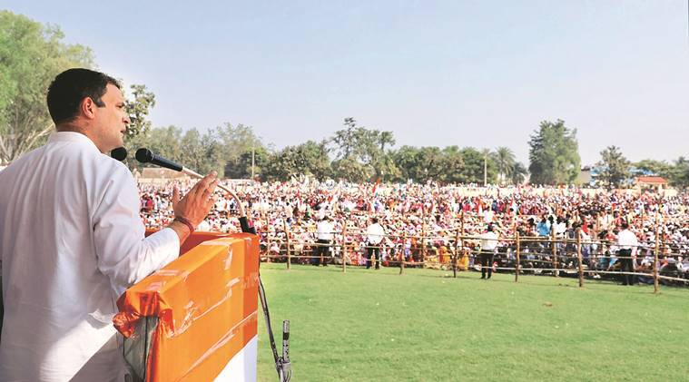 Chhattisgarh polls: Congress promises Rs 2,500 per month to jobless youth