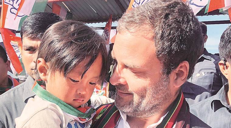RSS, BJP aiming to destroy Mizo culture, says Rahul Gandhi