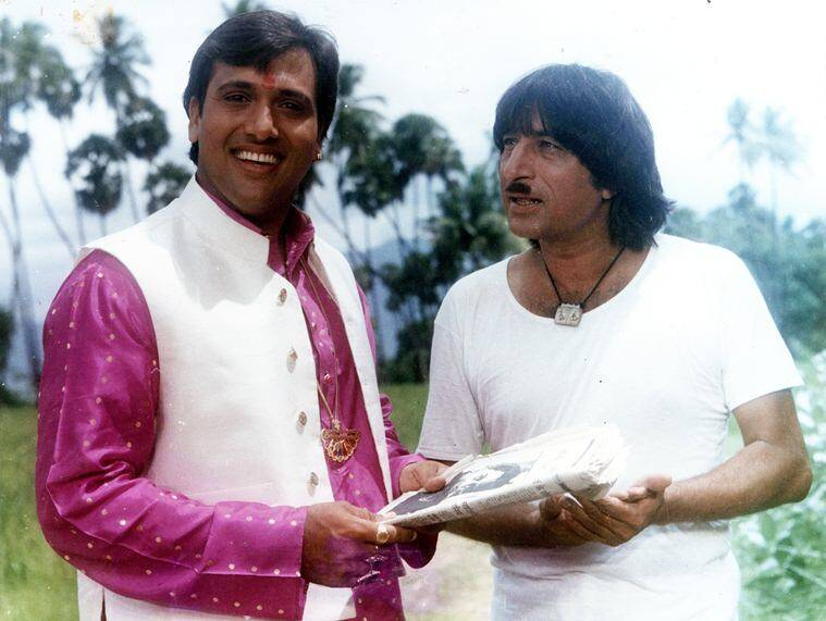 govinda and shakti kapoor in raja babu