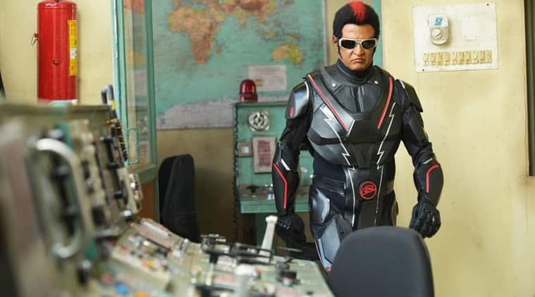 Rajinikanth 2.0 robot amy jackson