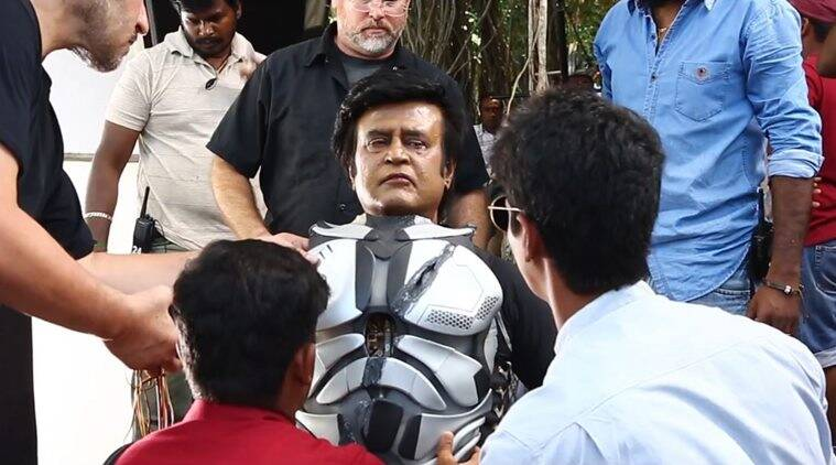 rajinikanth look in 2pointo