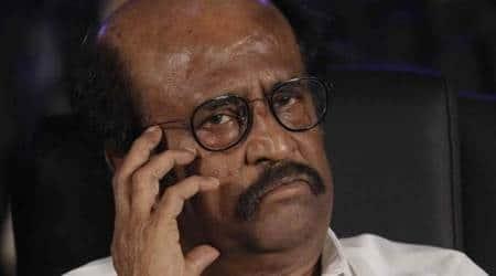 Rajinikanth, Sarkar, Sarkar movie, Vijay, AIADMK, Sarkar protests, AIADMk Rajinikanth, censor board, india news, Tamil Nadu, Indian express