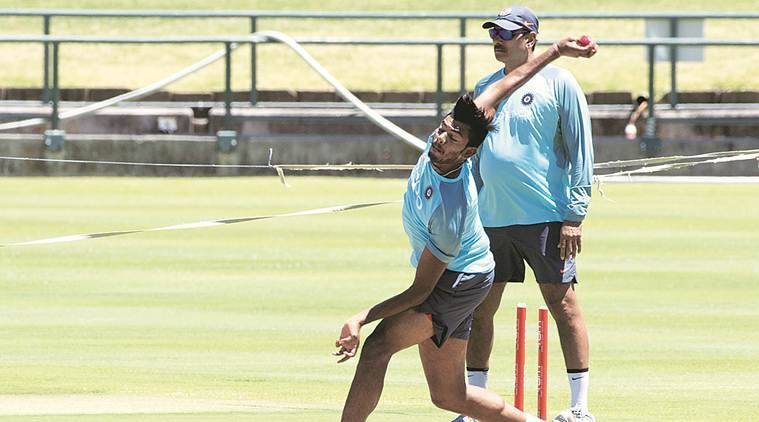 Rajpoot has 14 scalps from two games this Ranji season. File