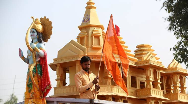 Ayodhya: Indresh of RSS slams CJI-bench, claims govt is ready with a law