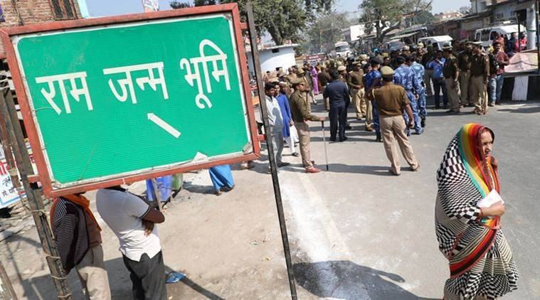Ahmedabad, Ahmedabad news, Ayodhya verdict, Ayodhya, Ram Mandir, Milad-un-Nabi, Indian Express