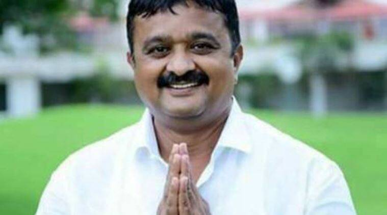 Ramanagara by-poll: BJP candidate against CM's wife pulls out, returns to Congress