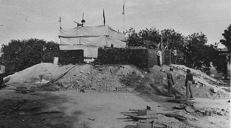 Newly constructed Ram Temple at Ayodhya. (RK Sharma/Archive)