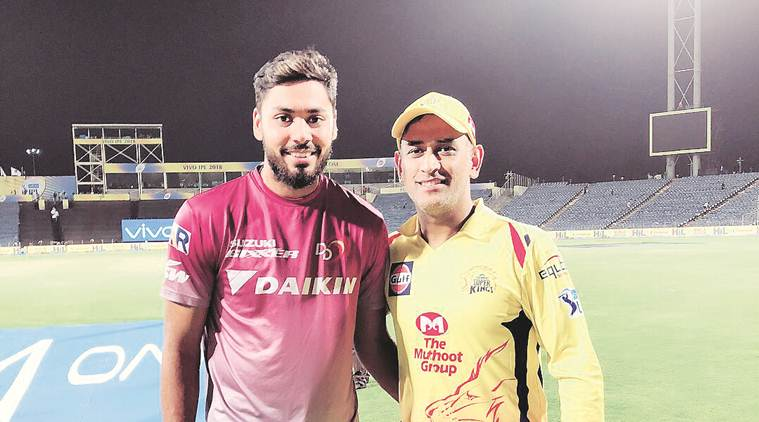 Ranji Trophy, Ranji Trophy 2018 season, Avesh Khan, MS Dhoni, Avesh Khan bowling, Avesh Khan pace, cricket news, sports news, indian express