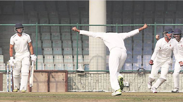 Ranji match, Ranji trophy, Ranji matches, Himachal Pradesh, Delhi spinners, Delhi opener Hiten Dalal, Indian Express