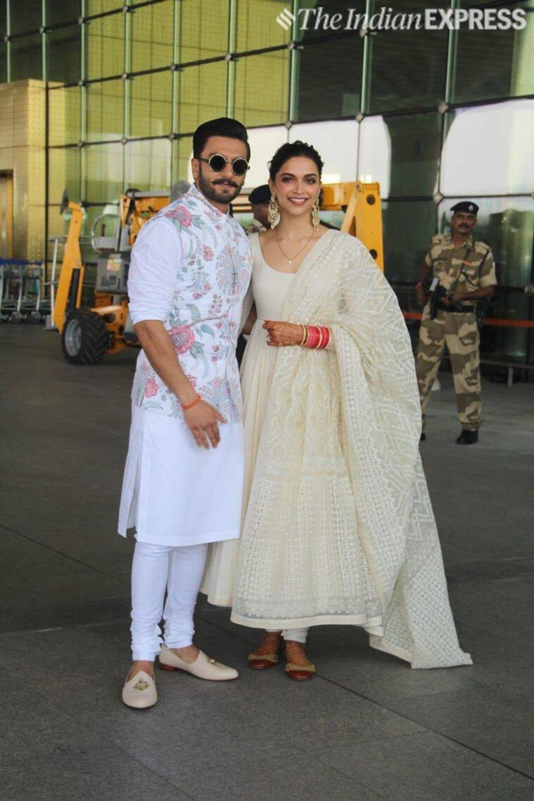 ranveer singh, deepika padukone latest photos