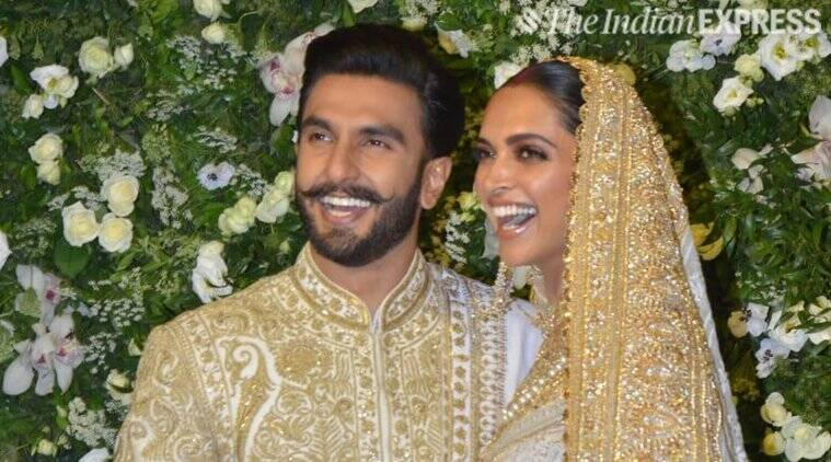 ranveer singh wedding reception photos