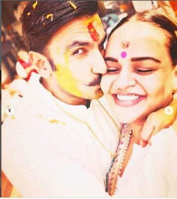 Ranveer Singh Deepika Padukone pre wedding photos