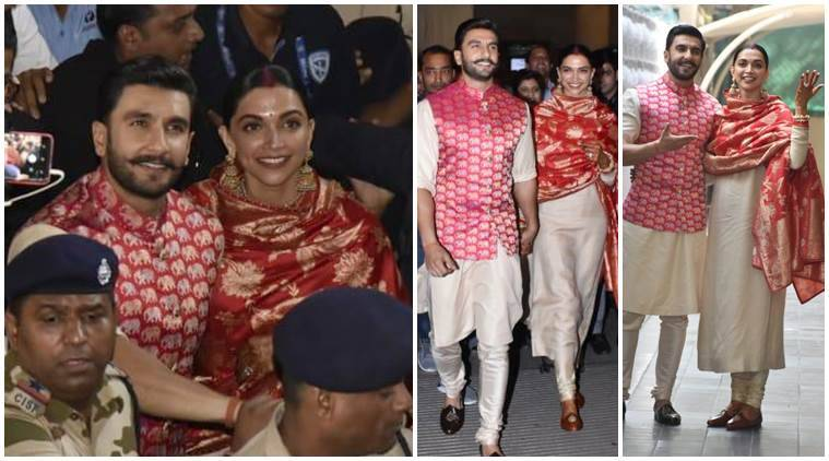 Ranveer Singh, Deepika Padukone latest photo