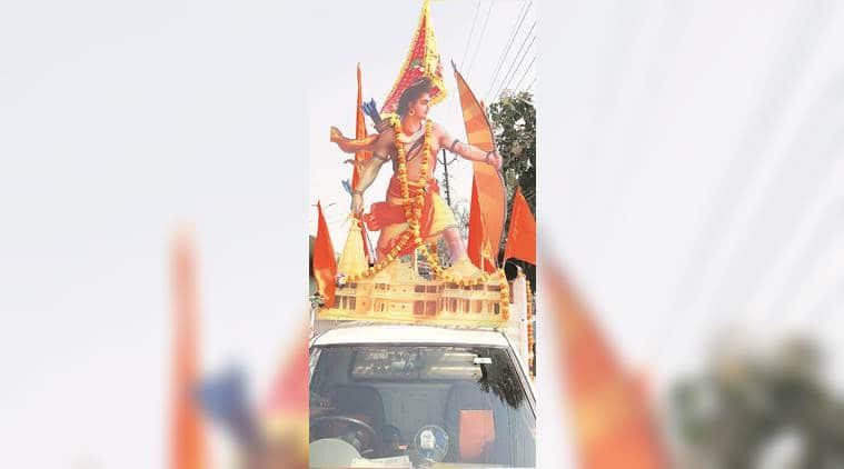 VHP rath yatra, proposing ram Temple, VHP to mobilise Crowd, Dharma Sabha, Ram temple in Ayodhay, Indian