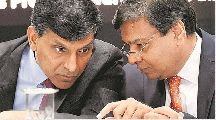 RBI, RBI Government standoff, RBI vs Centre, Centre vs RBI, reserve bank of india, urjit patel, Raghuram Rajan rbi bjp, bjp rbi, Indian economy, GDP ministry of finance, finance ministry, RBI independence, indian express