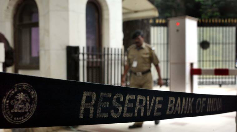 Reserve bank of India, government central board meeting