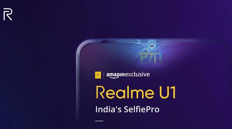 Realme U1, Realme U1 india launch, Realme U1 price in India, Realme U1 features, Realme U1 specifications, Realme U1 livestream, Realme U1 how to watch livestream, Realme U1 launch, MediaTek Helio P70, Helio P70 SoC, Realme India