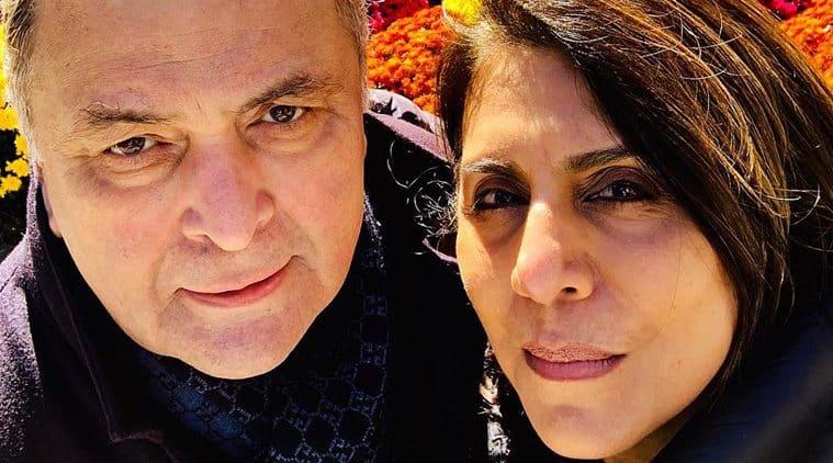 rishi kapoor latest photos