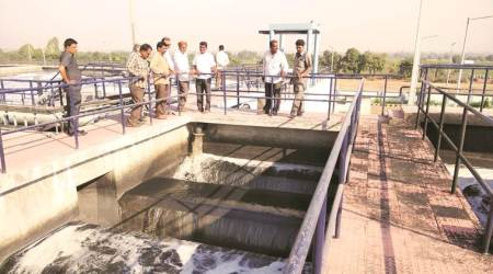 Rajkot Municipal Corporation, treated water, RMC to sell treated water, latest news, Indian Express