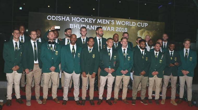 Hockey World Cup: Privilege to play India in first game, says South Africa captain Tim Drummond