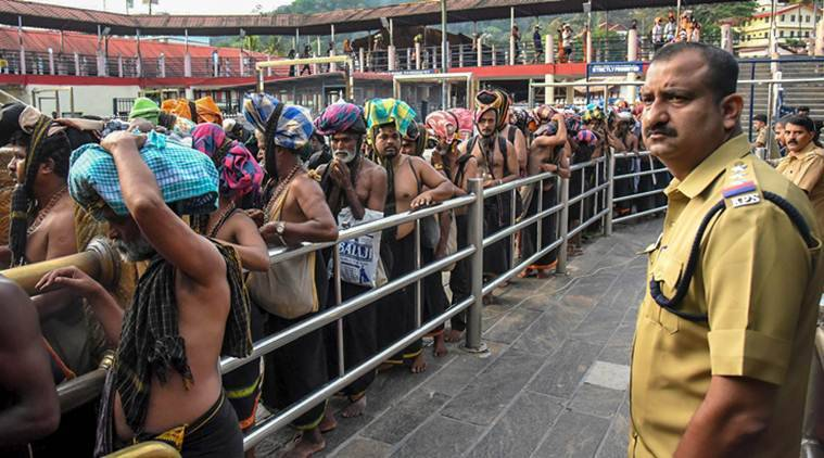 Sabarimala row: Writer Sunil Elayidom receives threat, CM Pinarayi Vijayan assures action