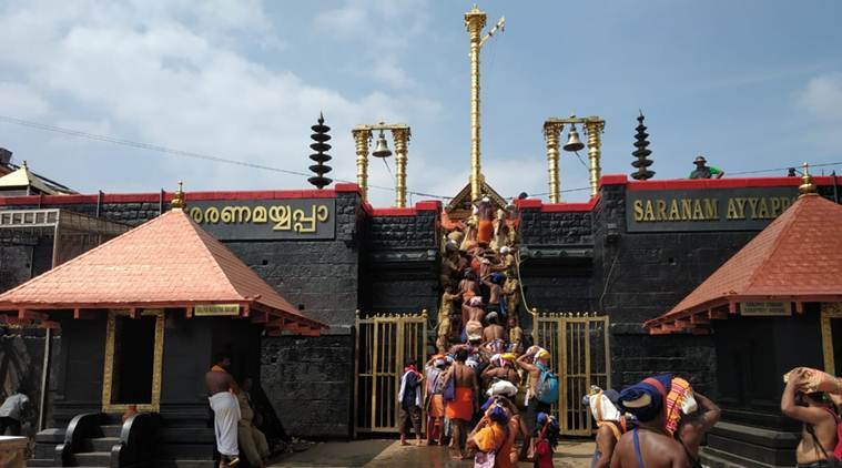 sabarimala verdict, sabarimala, discrimination, ranjan gogoi, sabarimala news, india news, indian express news