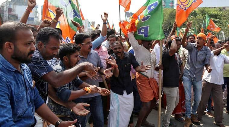 Protests at Sabarimala were part of Sangh Agenda: Pinarayi