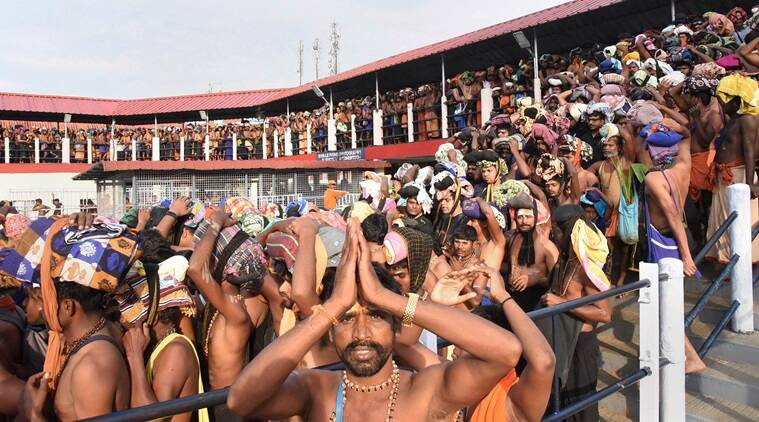 Gross violation of Human Rights of devotees at Sabarimala: Kerala rights body