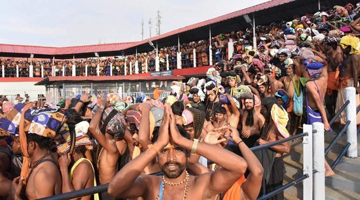 Gross violation of Human Rights of devotees at Sabarimala: Kerala rights body