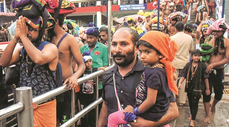 Sabarimala row: Bombs hurled at houses of Left leaders in Kerala