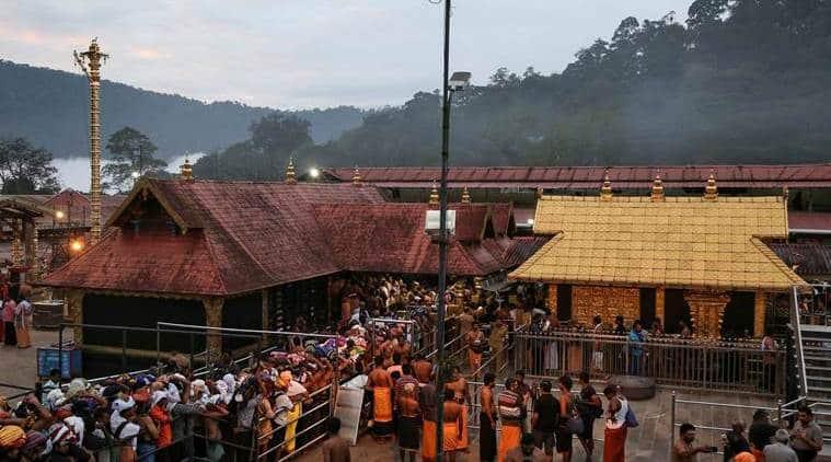 Sabarimala row: Travancore Devaswom Board to move SC on Monday