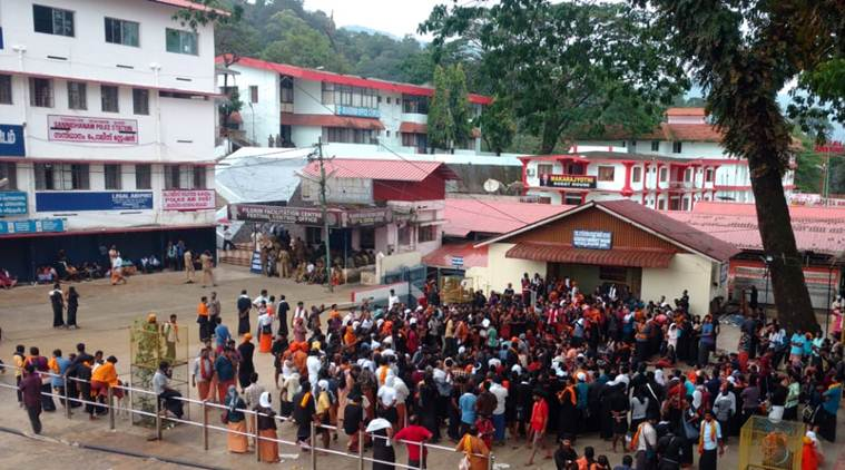 Voices from a trek to Sabarimala: Misogyny, anger at the TDB and a rising right-wing TV channel