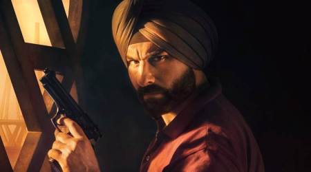 Sacred Games Season 2 saif ali khan