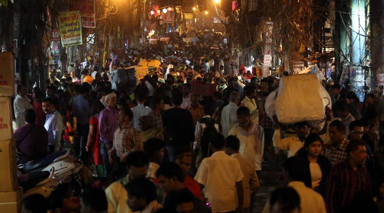 On the firecracker trail in Delhi: from discovery to destruction