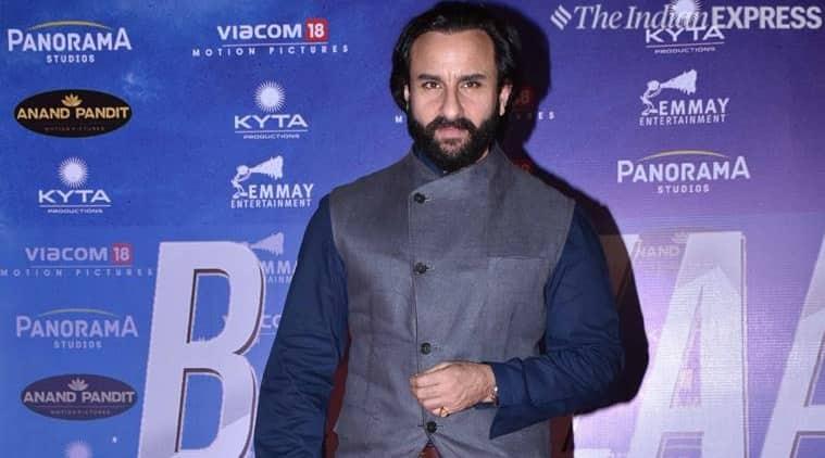 Saif Ali Khan attended Baazaar success bash in Mumbai