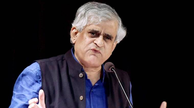 Founder-Editor of the People's Archive of Rural India and agrarian expert P Sainath.
