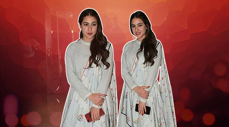 sara ali khan, sara ali khan fashion, sara ali khan latest news, sara ali khan latest photos, sara ali khan updates, sara ali khan kedarnath, kedarnath, celeb fashion, bollywood fashion, indian exress, indian express news