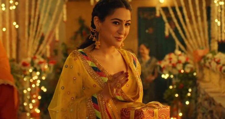 sara ali khan in kedarnath