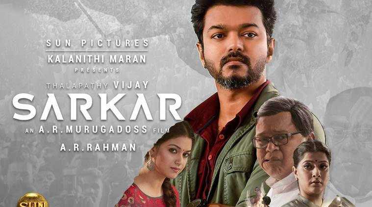 Sarkar Movie Review And Release Highlights: Vijay Starrer