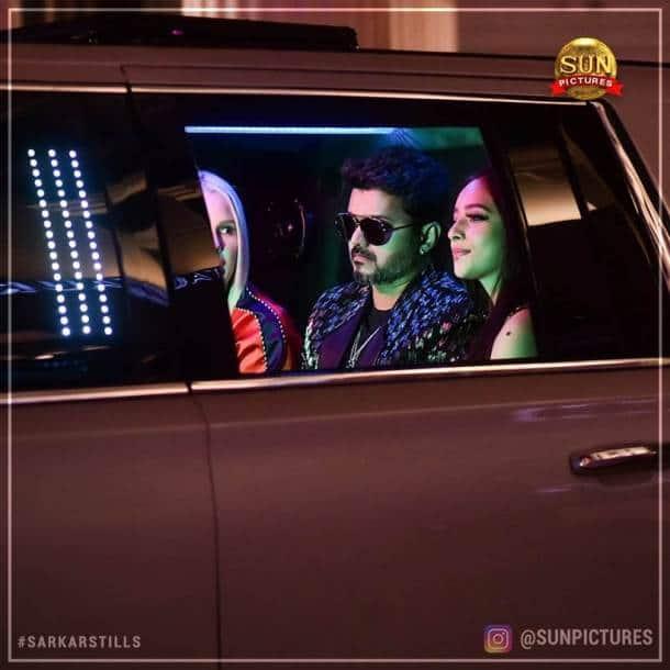 Vijay is back with Sarkar