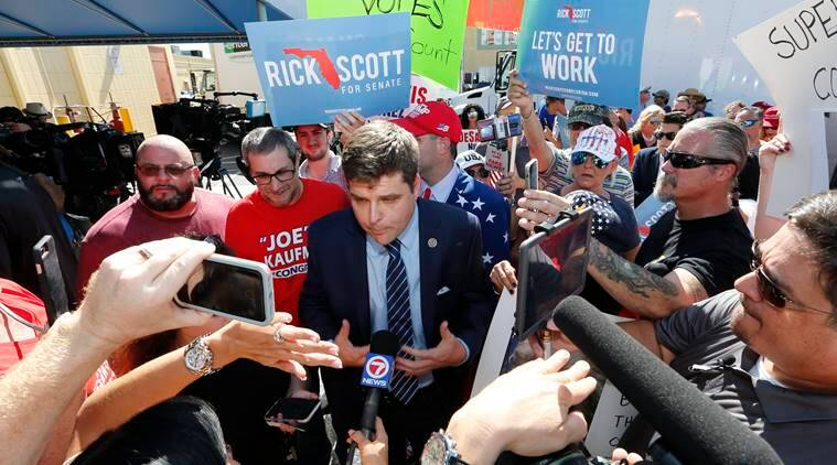 Florida finds itself again at center of election controversy