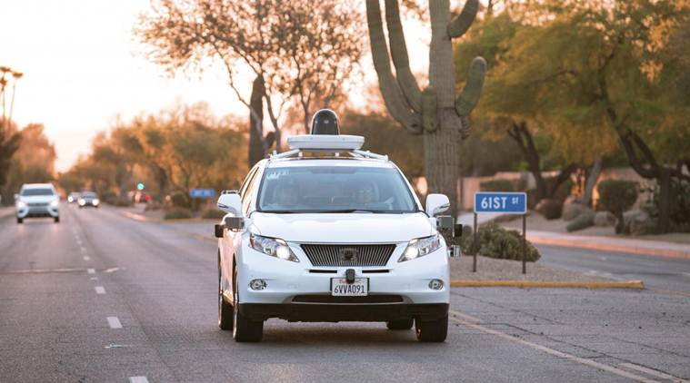 Self-driving cars, Self-driving vehicles, self-driving car tests, self-driving technologies, self-driving car rules, self-driving test permits, self-driving car safety, automation technology, indian express