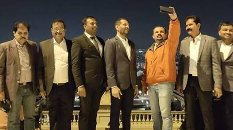 Selfie from 'study tour' to Spain goes viral, PCMC team comes under fire