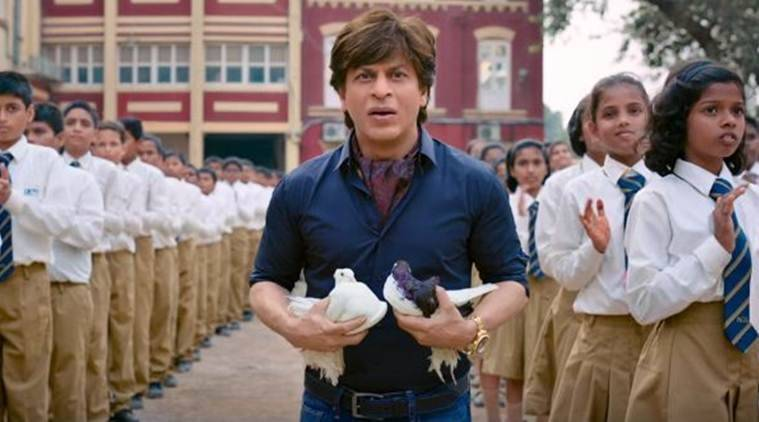 shah rukh khan zero moves Delhi HC