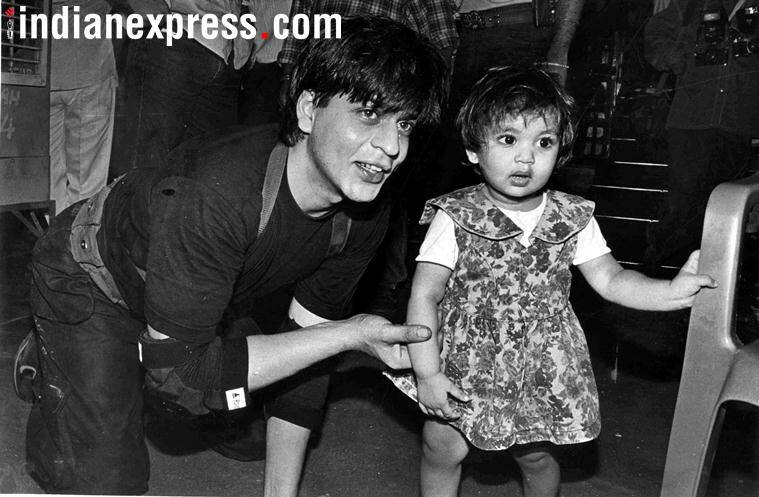 shah rukh khan old photos