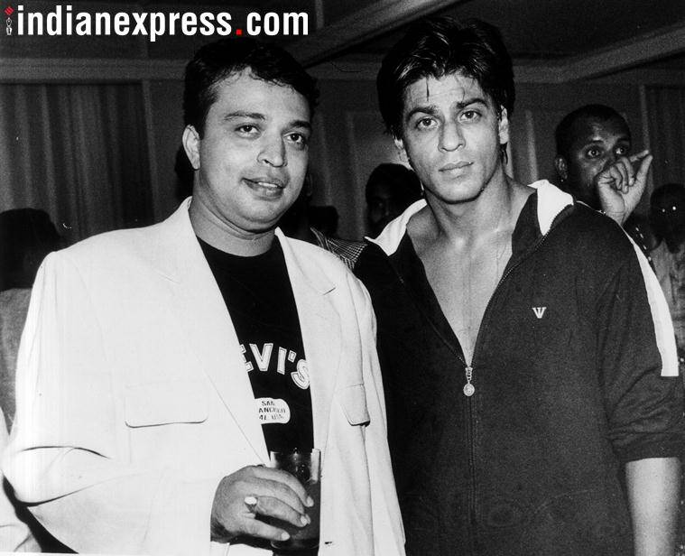shah rukh khan throwback photos