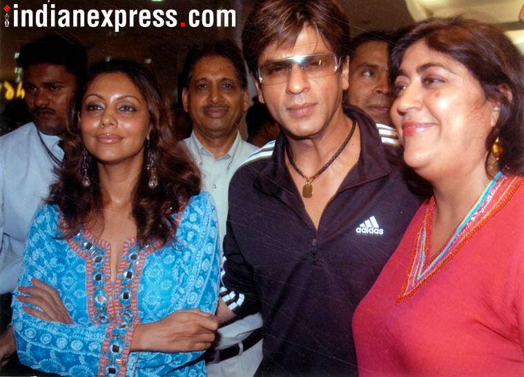 shah rukh khan rare photos