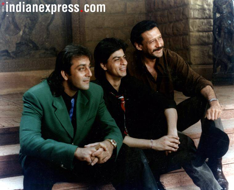 shah rukh khan, sanjay dutt photos