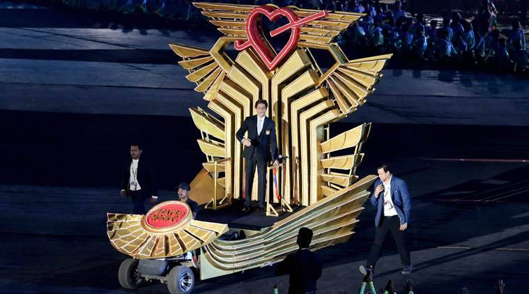HWC 2018: AR Rahman, SRK, Madhuri Dixit mesmerise crowd at opening ceremony