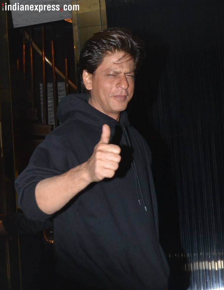 shah rukh khan birthday photos